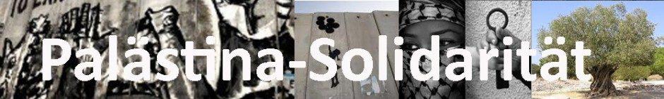Palästina-Solidarität