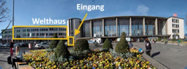 Heidelberg Eine Welt Haus