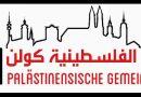 Köln: Sa 06.05.2017 Kundgebung in Solidarität mit den palästinensischen Gefangenen