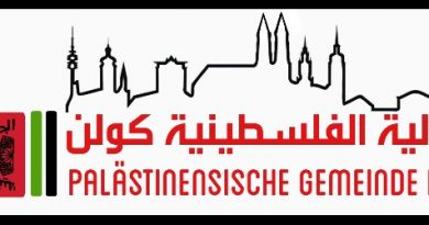 Köln: Mo 01.05.2017 Solidarität mit den palästinensischen Gefangenen