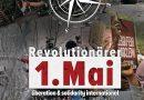 Berlin: 01.05. Revolutionäre 1. Mai Demonstration