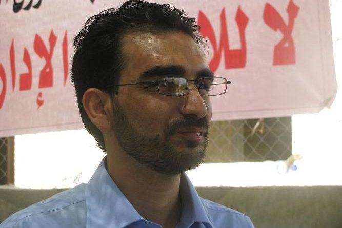 Thaer Halahleh boykottiert das Militärgericht