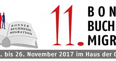"""Bonn: So 26.11.2017 – """"Der Anfang der Unendlichkeit"""""""