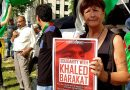 Werdet aktiv: Poster, Statements und Banner in Solidarität mit Khaled Barakat